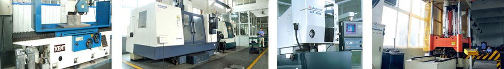 Die cast mold tooling manufacturing services in China
