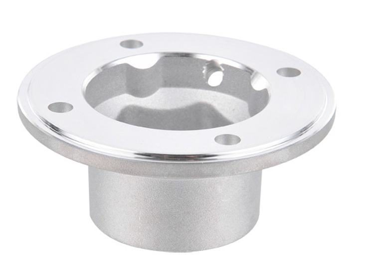 Die Casting Project: Aluminum Hydraulic Flange