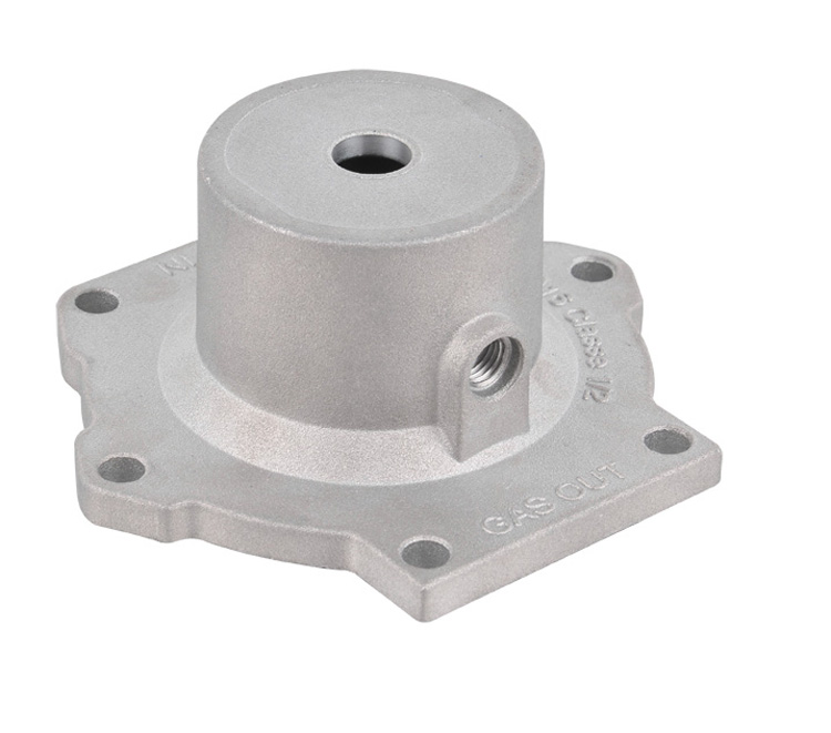 Die Casting Project: Aluminum Fuel Reducer Cover