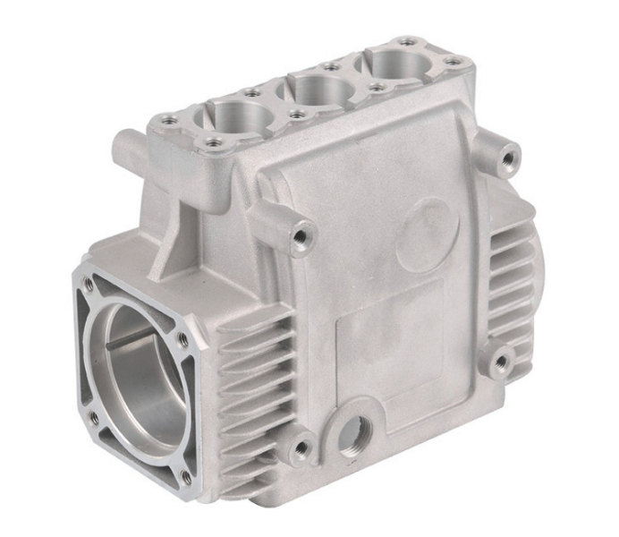 Die Casting Project: Aluminum Industrial Crankcase Housing