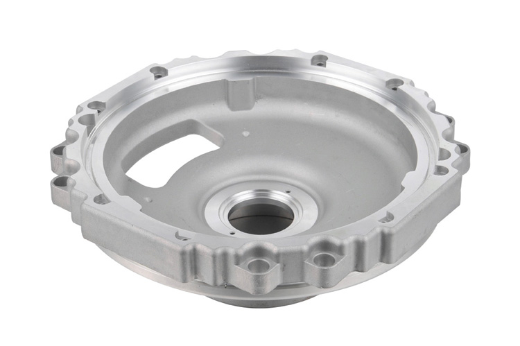 Die Casting Project: Aluminum Flange Fitting