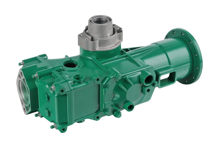 Die Casting Project: Aluminum Gearbox Housing
