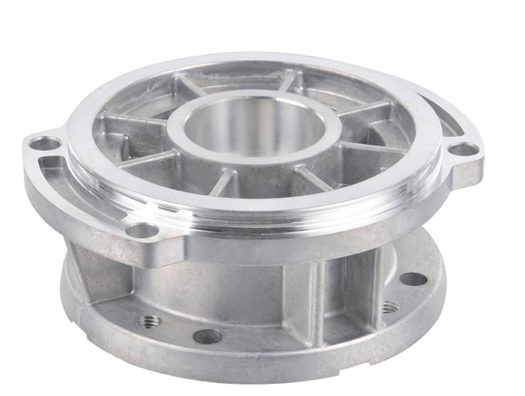 Die Casting Project: Aluminum Motor Flange