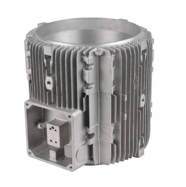 Die Casting Project: Aluminum Electric Motor Housing