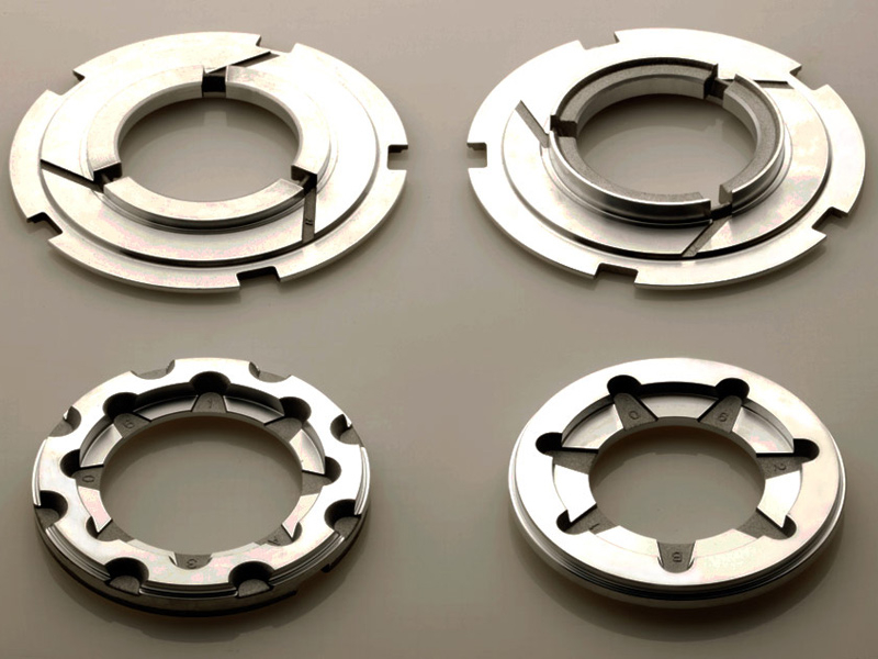 Die Casting Project: Aluminum Torque Converter Thrust Washers for ZF Sachs