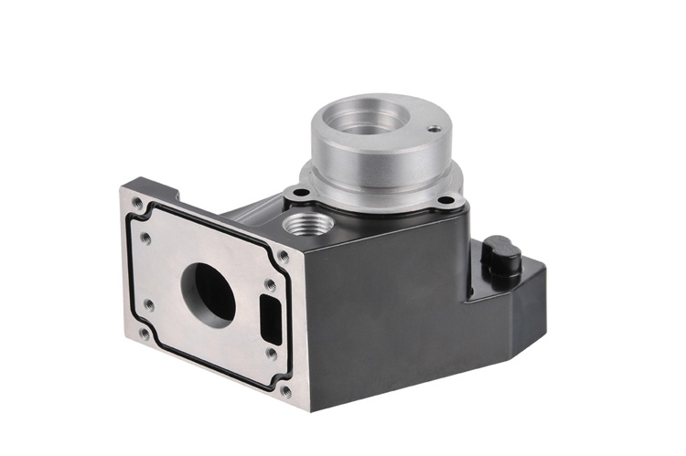 Die Casting Project: Aluminum Electromotor Gearbox Housing