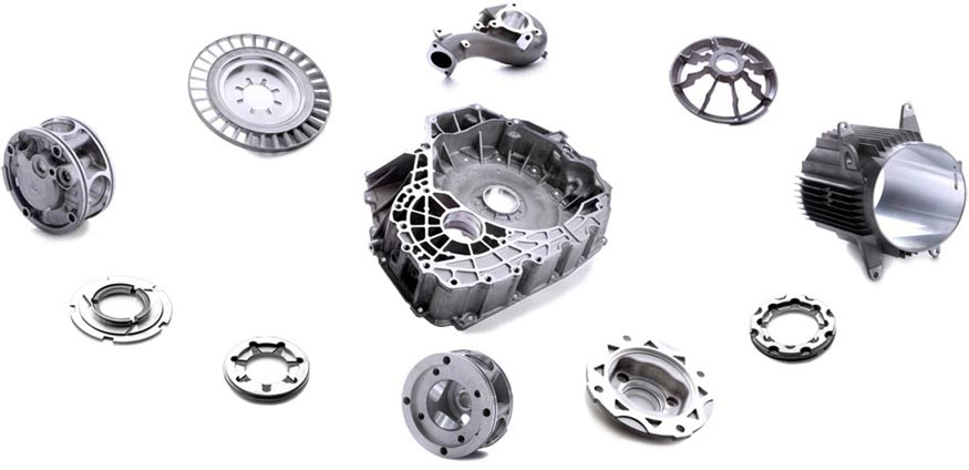 Gearbox, ZF Sachs Stator, Chrysler Thrust Washers, Aluminum Motor Shell, Powertrain parts