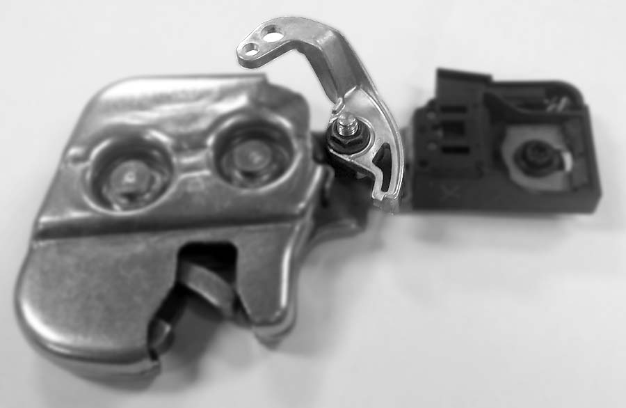 Die Casting Project: Audi Q7 Seat Assembly Handle